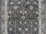 "Black Gray and Tan area Rugs Rizzy Home Panache Collection Polypropylene area Rug 3 3"" X 5 3"" Black Gray Tan Ivory oriental Distress"