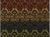 "Black Multi Color area Rugs 5341f Rug Color Black Multi Size 3 10"" X 5 5"""