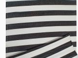 Black White Striped area Rug Dii Reversible Indoor Woven Striped Outdoor Rug 4×6 White & Black