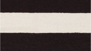 Black White Striped area Rug Surya Frontier Ft 295 area Rugs