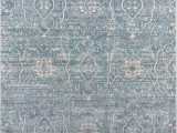 Blue and Aqua Rug Aqua Teal White Boho Chic Rug Multiple Sizes Blue area