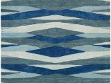 Blue and Aqua Rug Surya Artist Studio Art 253 area Rugs