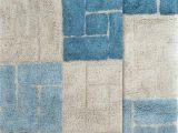 "Blue and Beige Bathroom Rugs Chesapeake Berkeley 2pc Aquamarine Bath Rug Set 21""x34"" & 24""x 40"" Walmart"