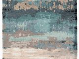 Blue and Gray Abstract Rug Jaipur Living Genesis Benna Abstract area Rugs Rugs Direct