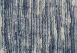 Blue and Gray Throw Rugs Samella Abstract Blue Gray area Rug