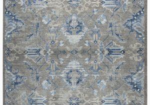 Blue and Gray Wool Rug Corban Wool Gray Blue area Rug