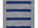 Blue and Gray Wool Rug Custom Kavi Gray Blue Hand Woven Flatweave Wool Rug