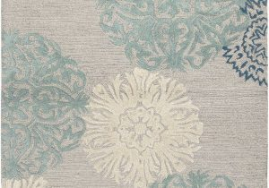 Blue and Gray Wool Rug Rizzy Home Dimensions Di 2241 Rugs Rugs Direct