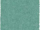 """Blue and Green Bathroom Rugs Mainstays Basic Bath Rug Blue Streak 17"""" X 24"""""""