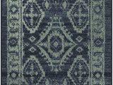 Blue and Green Runner Rug Maples Rugs Georgina Traditional Runner Rug Non Slip Hallway Entry Carpet Made In Usa 2 X 6 Navy Blue Green