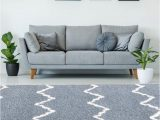 Blue and Grey Living Room Rugs United Weavers Tranquility 1840 Galen Blue Grey area Rug