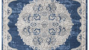 Blue and Grey Rug Wayfair Bungalow Rose Halma Navy Light Gray Rug & Reviews