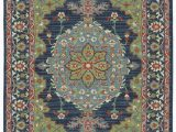 Blue and Lime Green area Rugs Kaleen Sunice Sun06 96 Lime Green area Rug