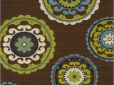 Blue and Lime Green area Rugs oriental Weavers Caspian 859d6 area Rug Clearance