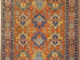 Blue and orange oriental Rug the Meaning Of Color In Persian and oriental Rugs