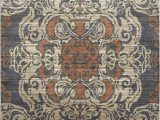 Blue and Rust Rug oriental Weavers Pasha 8022k Blue Rust area Rug