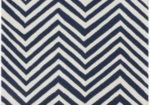 Blue and White Chevron Rug Love This Zig Zag Rug Chevron area Rugs Chevron Rugs