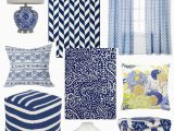 Blue and White Chinoiserie Rug Blue and White Decor at Tar
