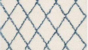 Blue and White Moroccan Rug Cheap Moroccan Rugs Blue Diamond Shag Rug