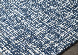 Blue and White Patterned Rug norris Blue White Patterned Medium Rug