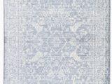 Blue and White Persian Rug Jaipur Living Serena Lumineer Srn03 Blue White area Rug