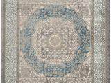 Blue area Rugs 10×14 Safavieh sofia sof365a Light Grey Blue area Rug