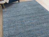 Blue Black Gray area Rug Amer Rugs Paradise Light Blue Gray Ivory Black Rectangular area Rug