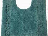 Blue Contour Bath Rug Chaps Richmond Teal Blue Plush Pile Contour Throw Rug Skid Resistant 19×24 Walmart Com