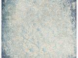 Blue Cream area Rug Carey Blue Cream area Rug