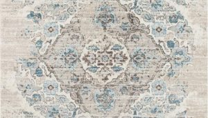 Blue Distressed area Rug Amazon 4620 Distressed Blue 7 10×10 6 area Rug Carpet