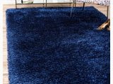 Blue Fuzzy area Rug Marilyn Monroe Shag Mms001 Blue Jeane 5 X 8 area Rug