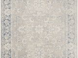 Blue Gray and Taupe area Rug Palaiseur Taupe area Rug