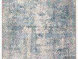Blue Gray Brown area Rug Jaipur Living Wren Audra Wrn02 Blue Gray area Rug