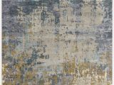 Blue Gray Gold Rug athena at 20 Silver Blue Gold Made to order Rug
