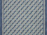 Blue Gray Outdoor Rug Devyn Blue Gray Indoor Outdoor area Rug