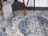 Blue Green Grey Rug Delicate Blue Green Distressed Rug Rugcity