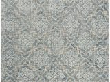 Blue Grey White area Rugs Safavieh Abstract Abt201a Blue Grey area Rug