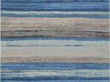 Blue Grey Wool Rug Tibetan Koshi Blue Grey Wool Rug