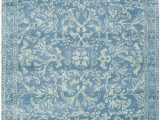 Blue Ivory area Rug Safavieh Martha Stewart Msr3820b Blue Ivory area Rug