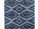 Blue Jean Rugs for Sale Dufferin southwestern Cotton Blue Denim Rug