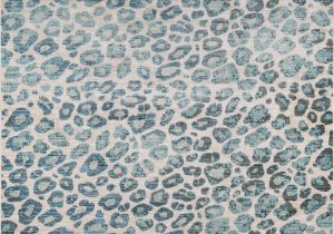 Blue Leopard Print Rug Momeni Rustic Romance Rr 03 Blue Closeout area Rug Rugs A Bound