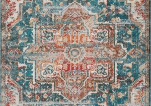 Blue oriental Rugs 8×10 Luxe Weavers Blue 8×10 oriental area Rug