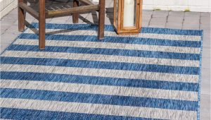 Blue Outdoor Rug 9×12 9 X 12 Outdoor Striped Rug