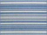 Blue Outdoor Rugs On Sale Recife Gazebo Stripe Blue Outdoor Rugs