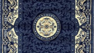 Blue Persian area Rug Amazon Traditional Persian area Rug Navy Dark Blue