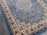 Blue Persian area Rug Light Blue Persian Style oriental area Rug 8×10 8 X 10