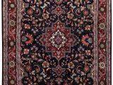 Blue Persian Rugs for Sale Dark Blue Jozan Persian Rug Persian Carpet for Sale Dr315