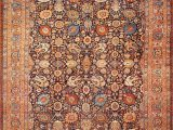 Blue Persian Rugs for Sale Oversized Navy Blue Antique Persian Tabriz Rug Nazmiyal
