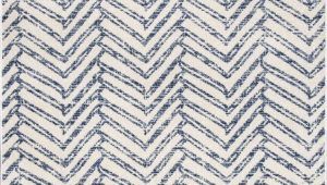 Blue Reverse Herringbone Rug Bosphorus Reverse Herringbone Blue Rug In 2020