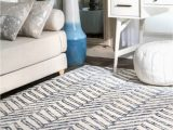 Blue Reverse Herringbone Rug Get Your Living Room Ready for Cozy Season with Rugs Usa S